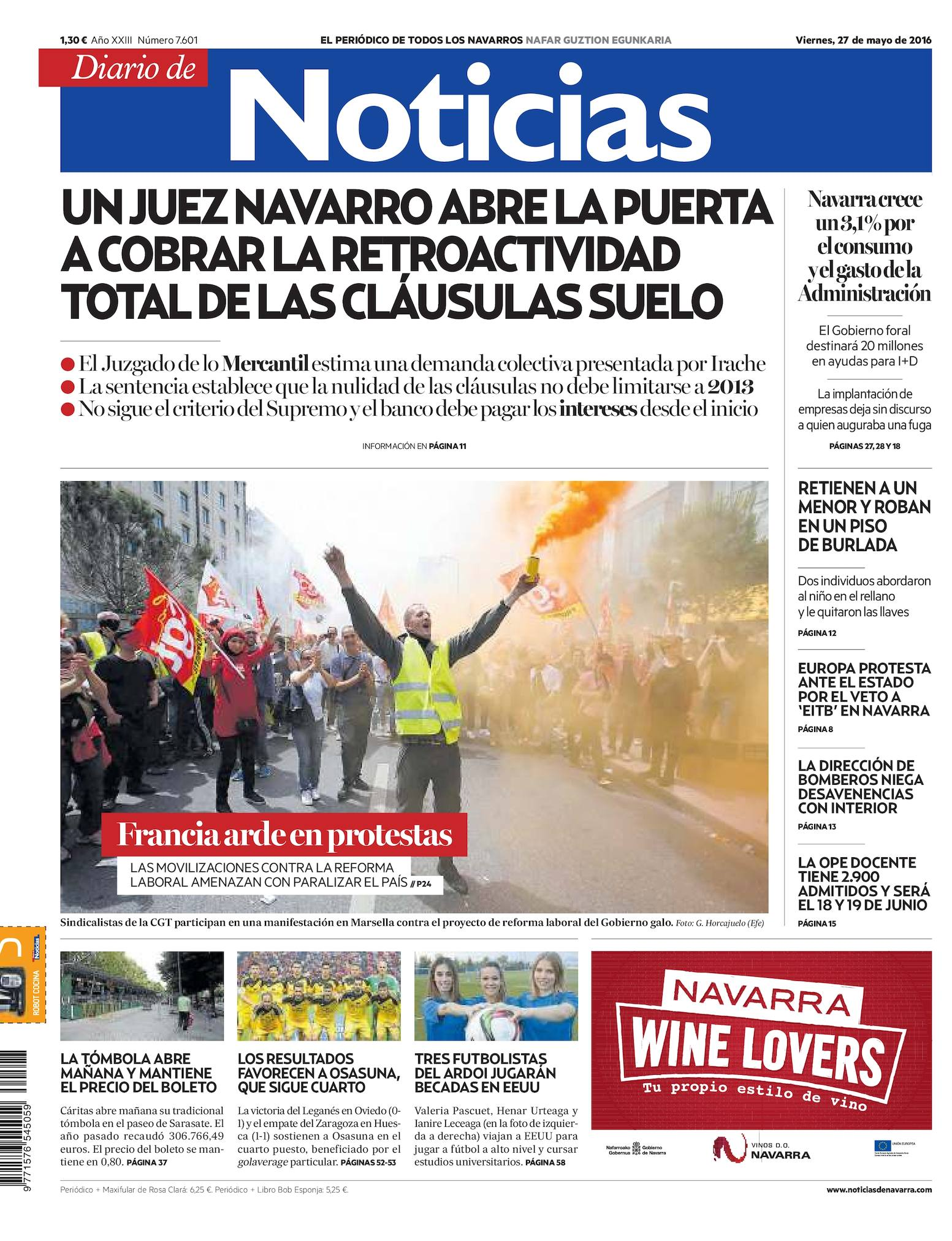 Calaméo - Diario de Noticias 20160527
