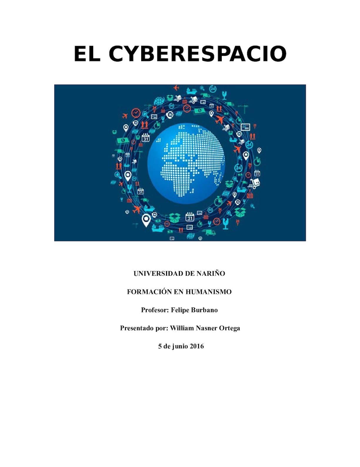 El Cyberespacio