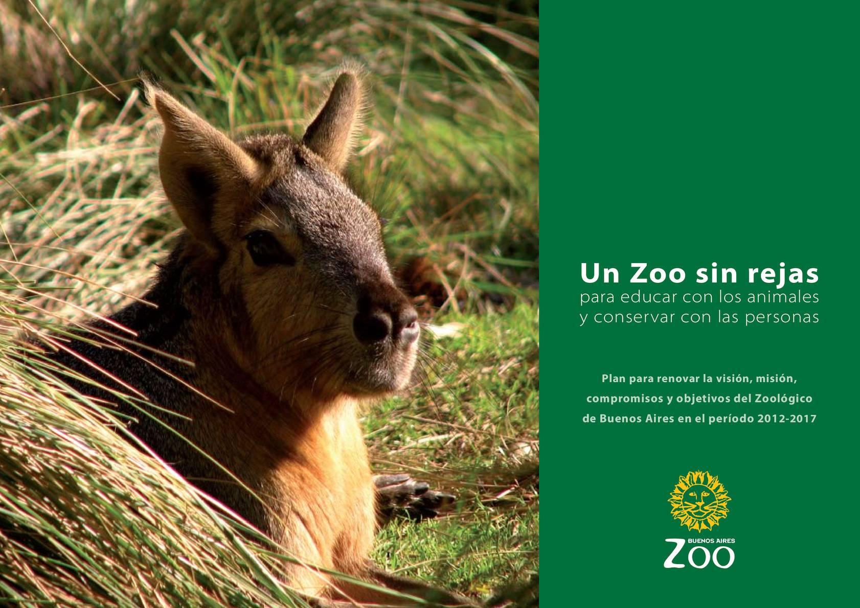 Calaméo - Zoo De Buenos Aires - Plan 2012-2017, Tomo 1