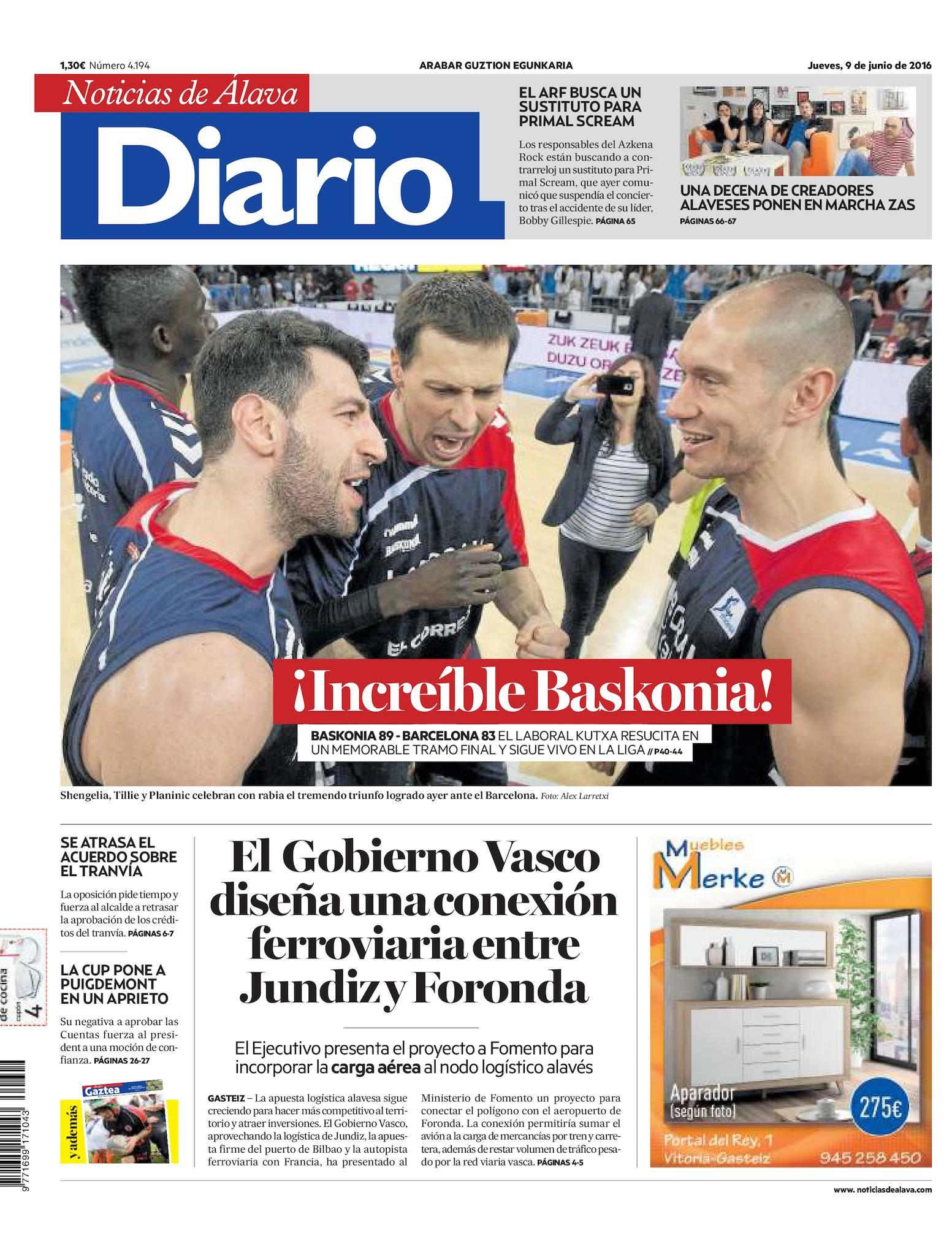 Calaméo - Diario de Noticias de Álava 20160609