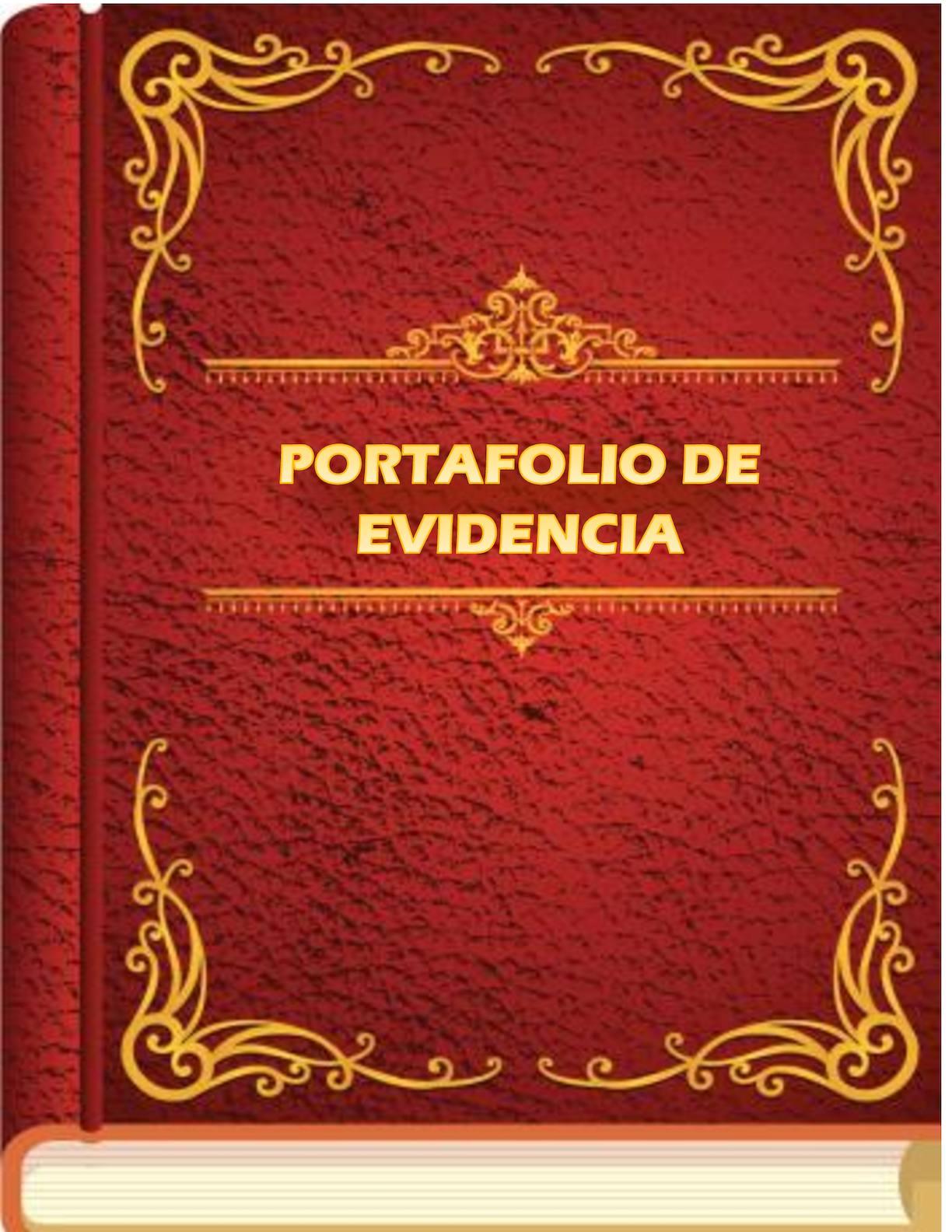 Portafolio De Evidencia III