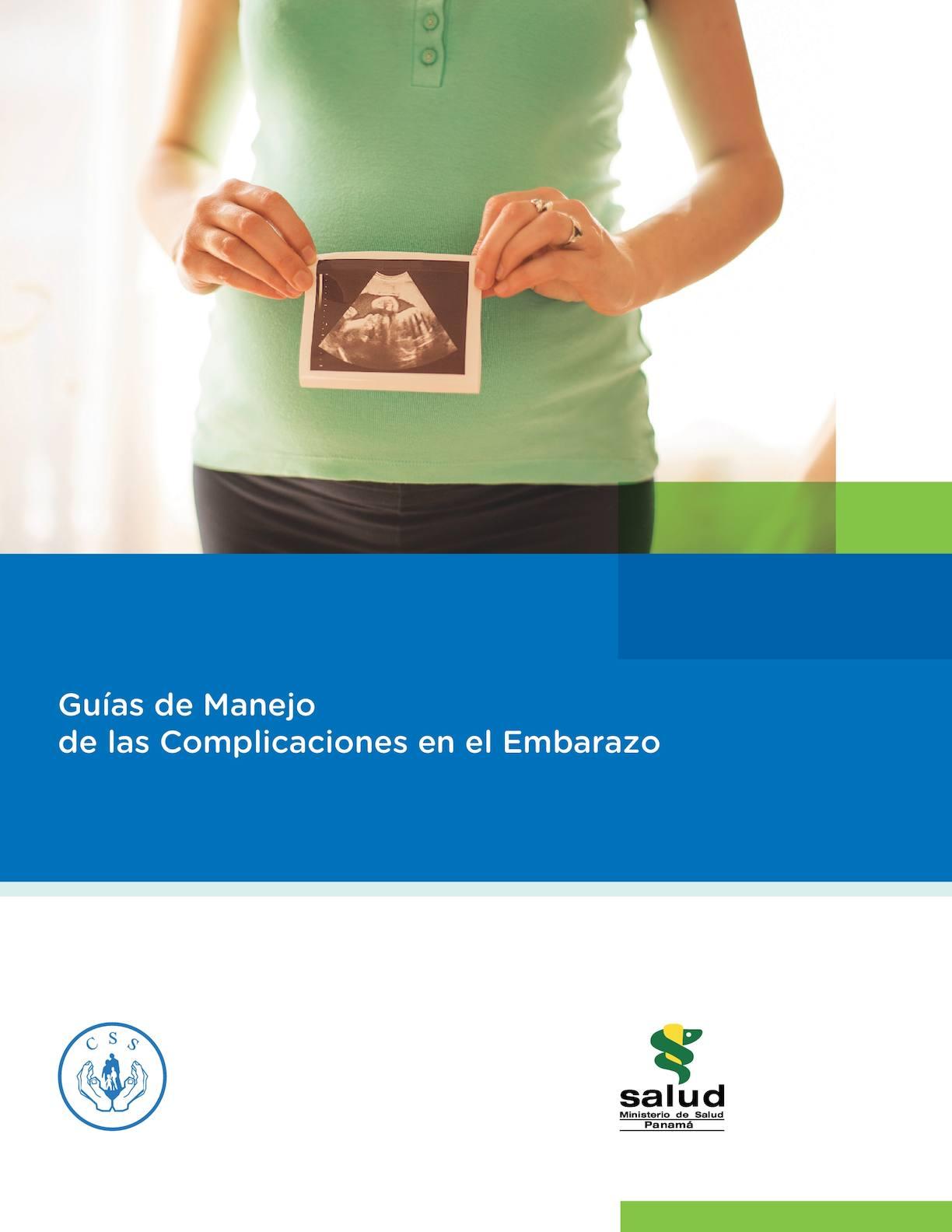 Guias Complicaciones Embarazo Diciembre 2015 (1)