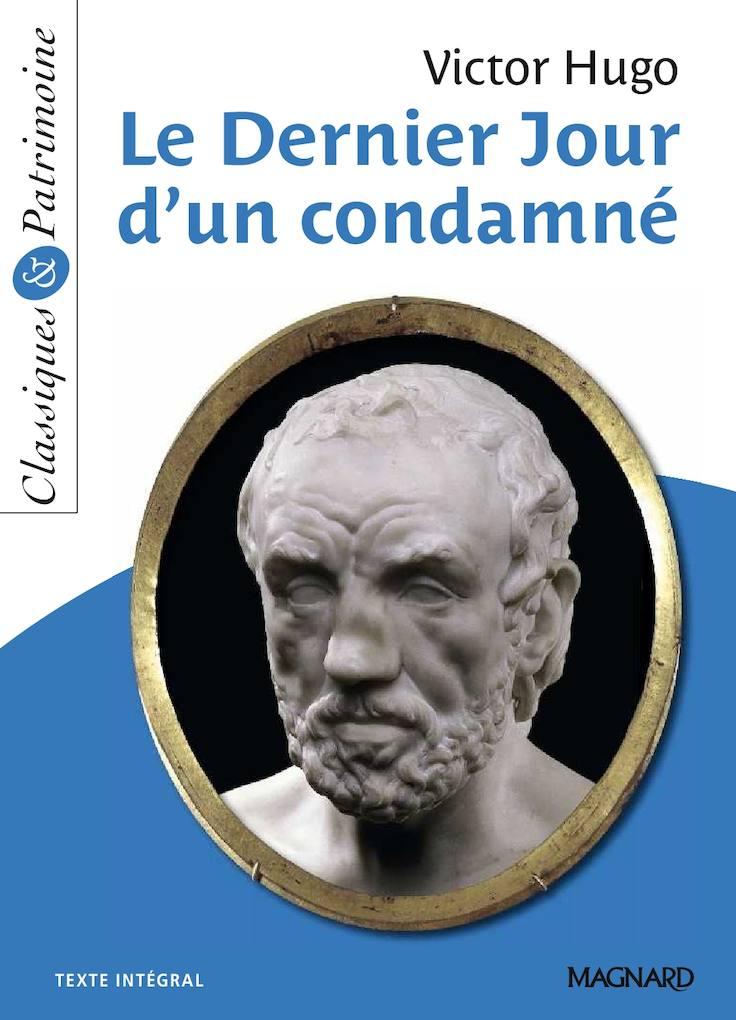 """EXTRAIT DE """"LE DERNIER JOUR D'UN CONDAMNÉ - HUGO"""""""