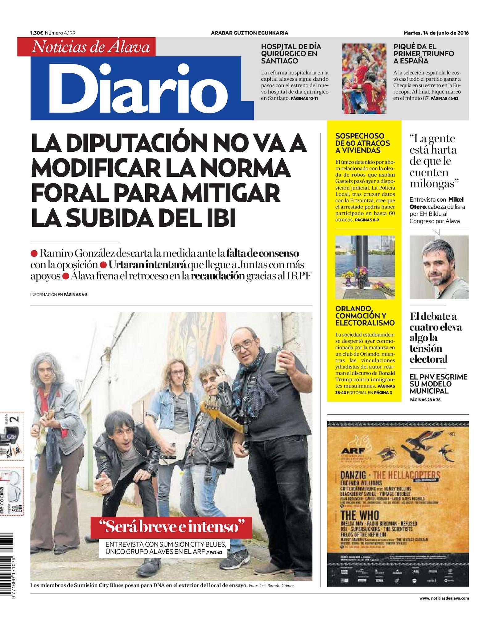Calaméo - Diario de Noticias de Álava 20160614