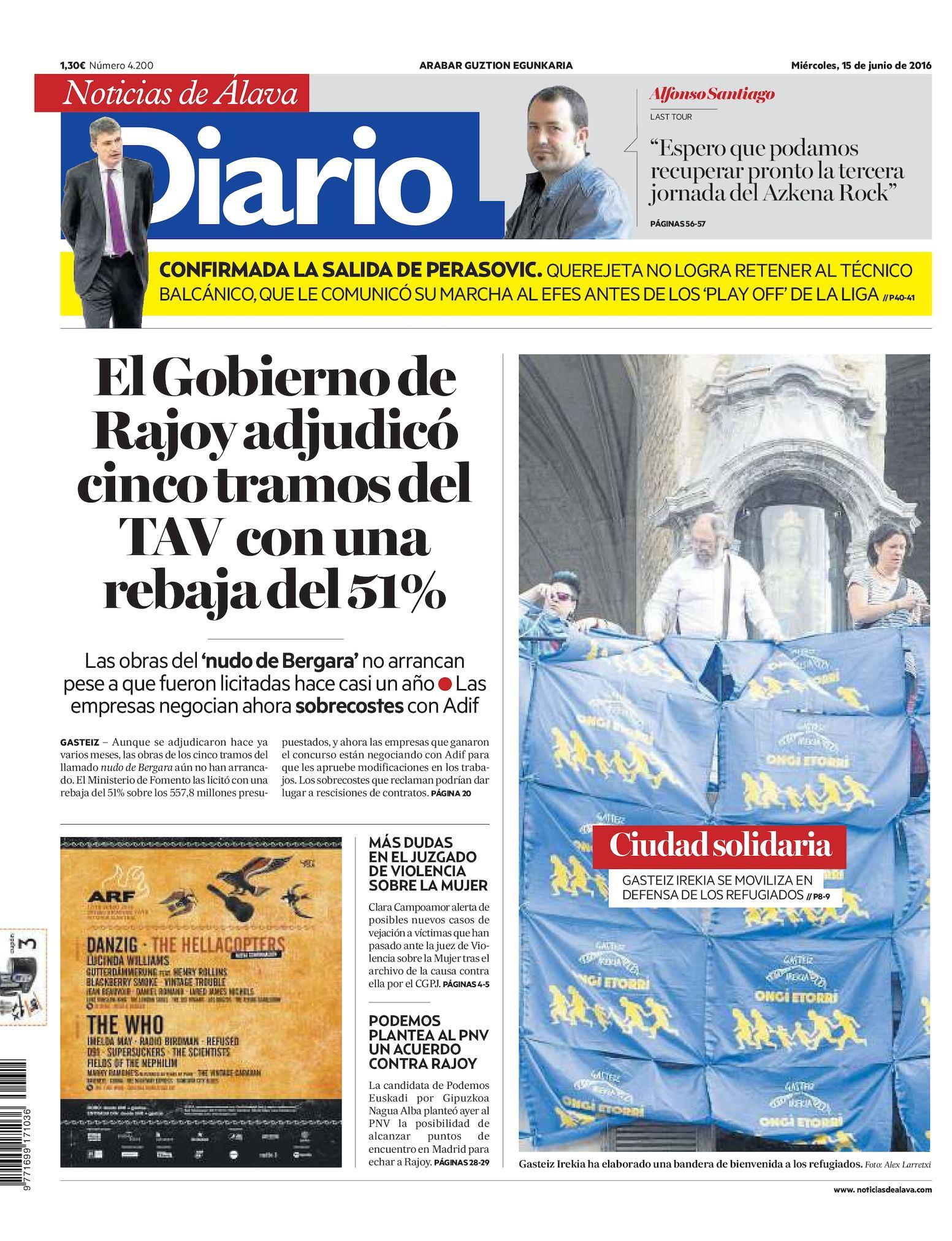 Calaméo - Diario de Noticias de Álava 20160615