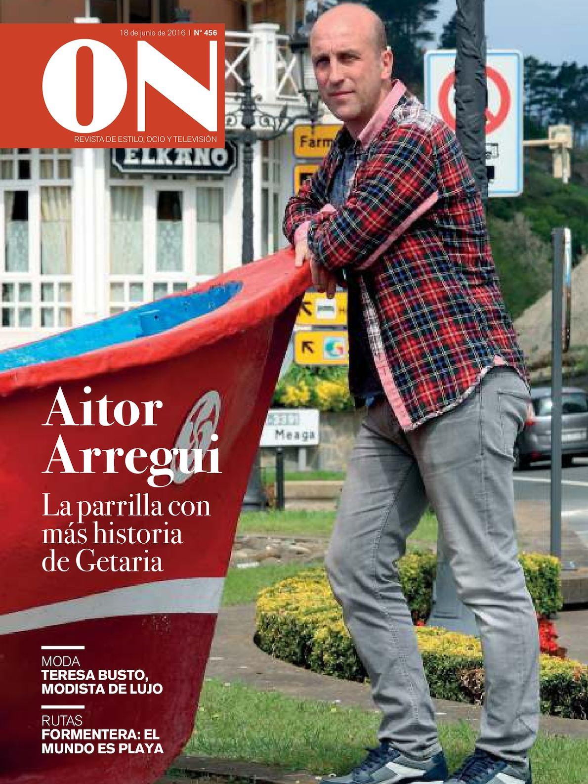 ON Revista de Ocio y Estilo 20160618