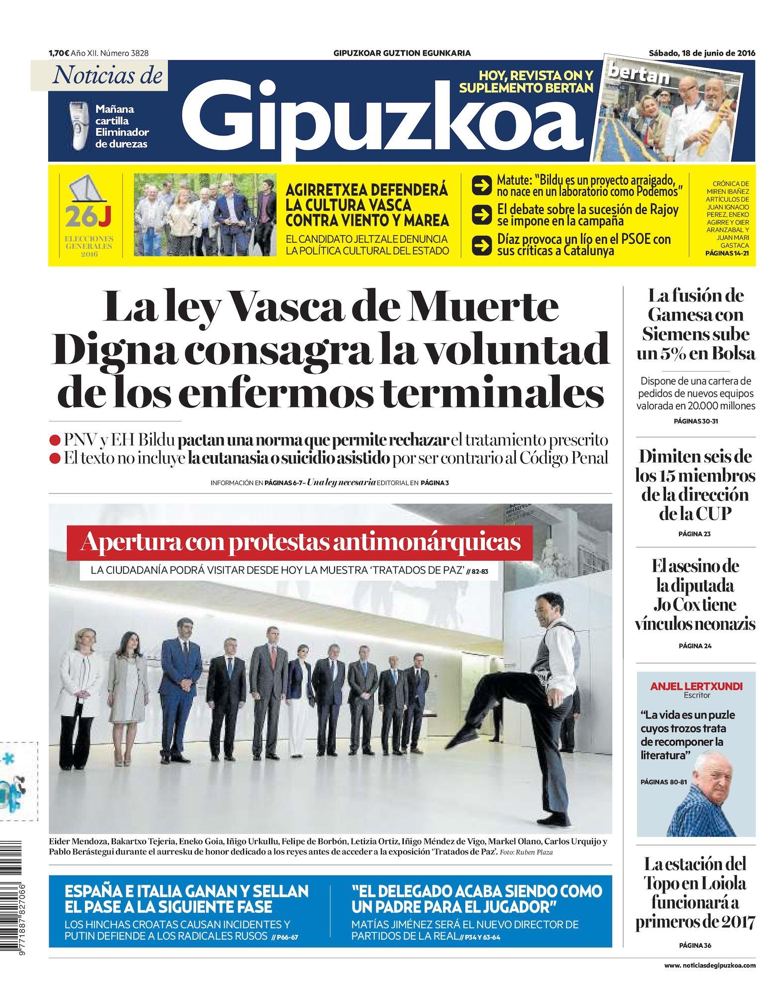Calaméo - Noticias de Gipuzkoa 20160618
