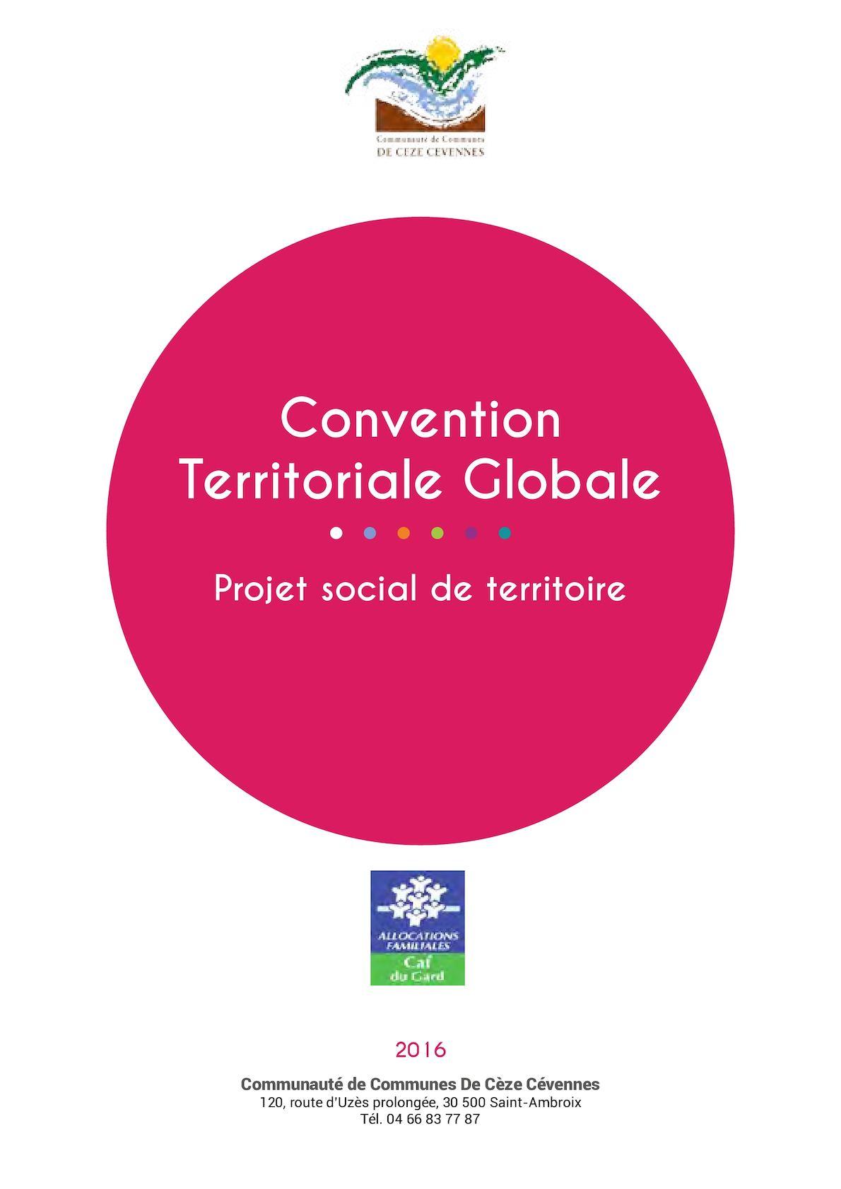Diagnostic Convention Territoriale Globale