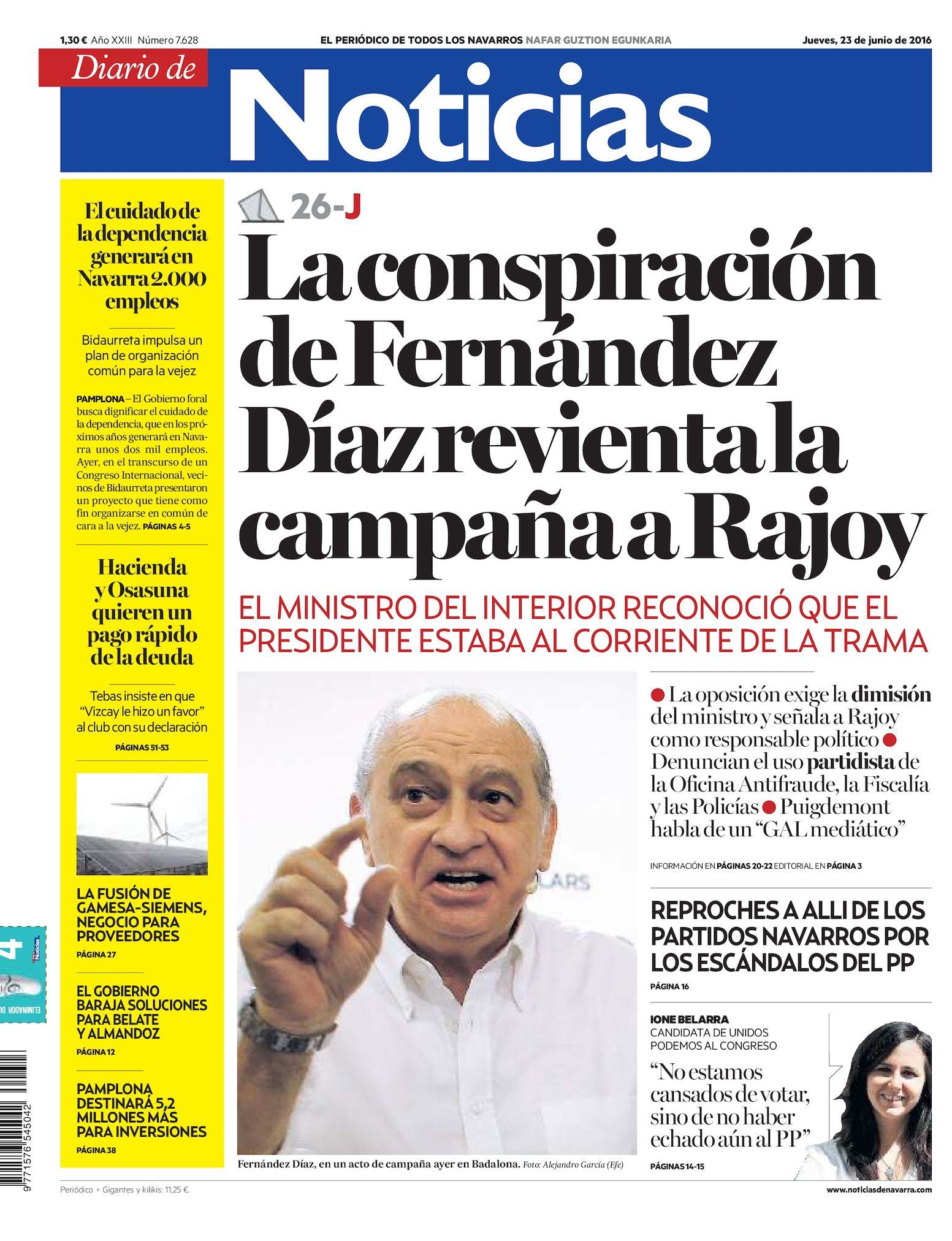Calaméo - Diario de Noticias 20160623