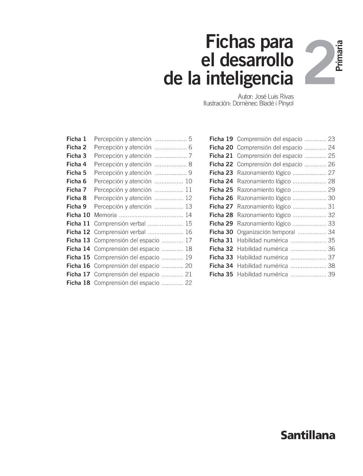 Desarrollo Inteligencia 2