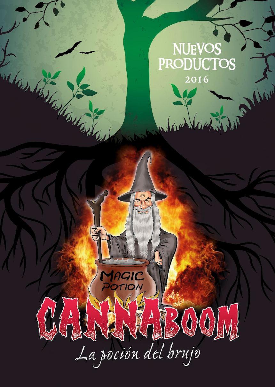 Nuevos Productos Cannaboom 2016