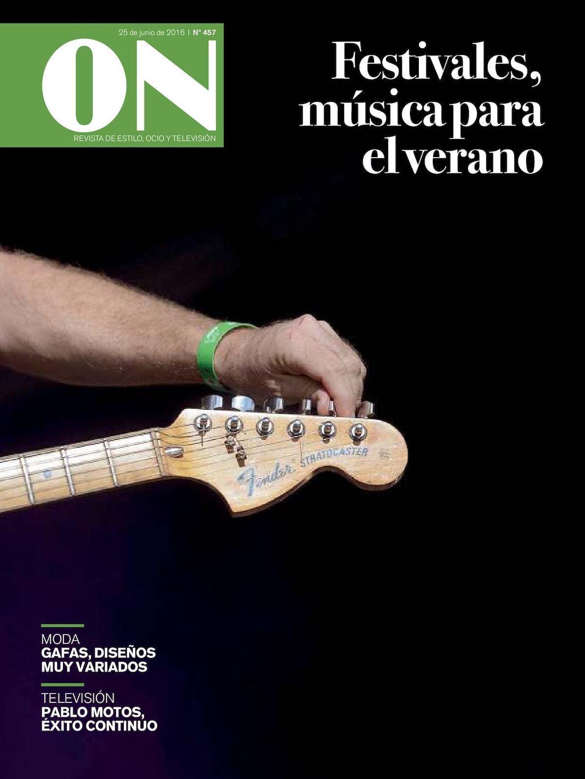 ON Revista de Ocio y Estilo 20160625