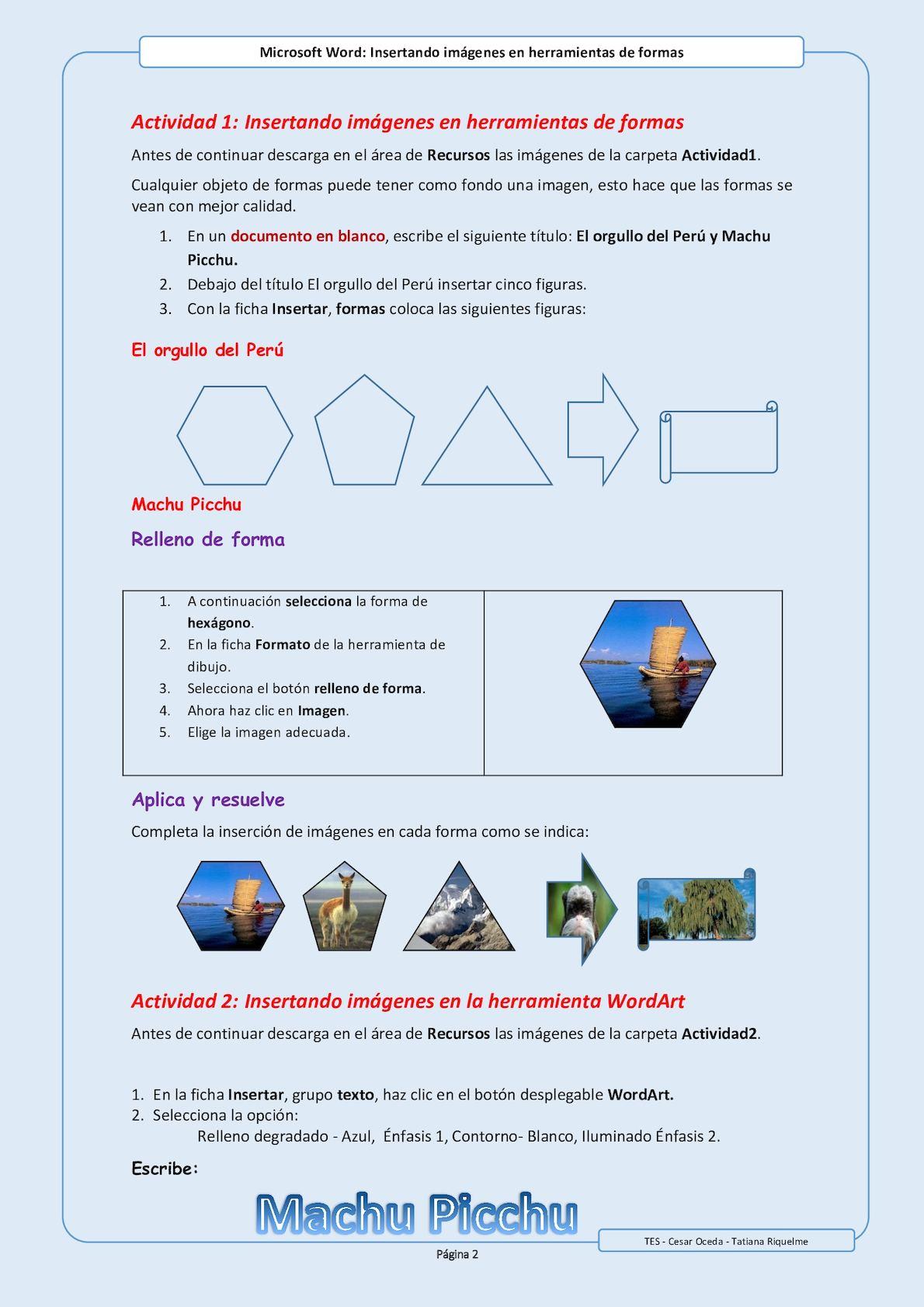 01 Guia05 Insertar Imágenes Y Formas - CALAMEO Downloader