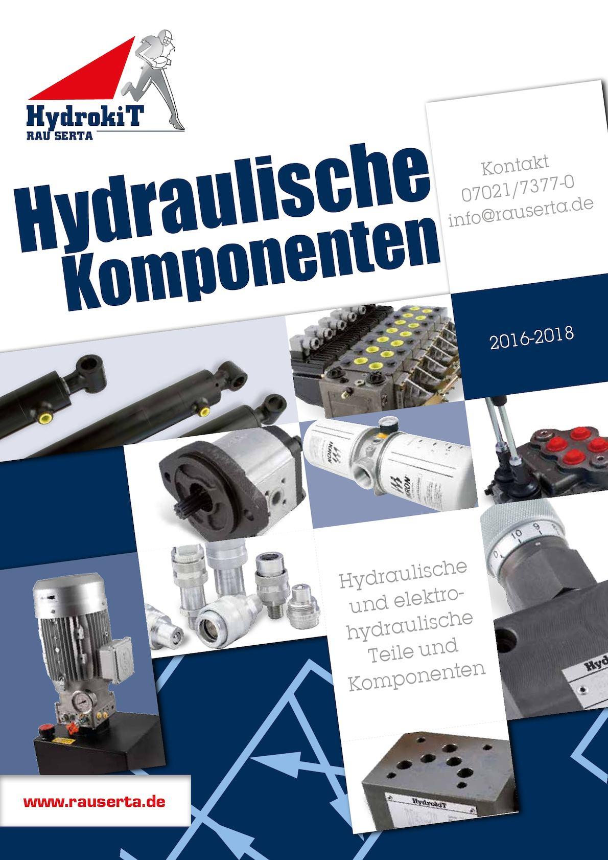 Calaméo - Hydraulische Komponenten