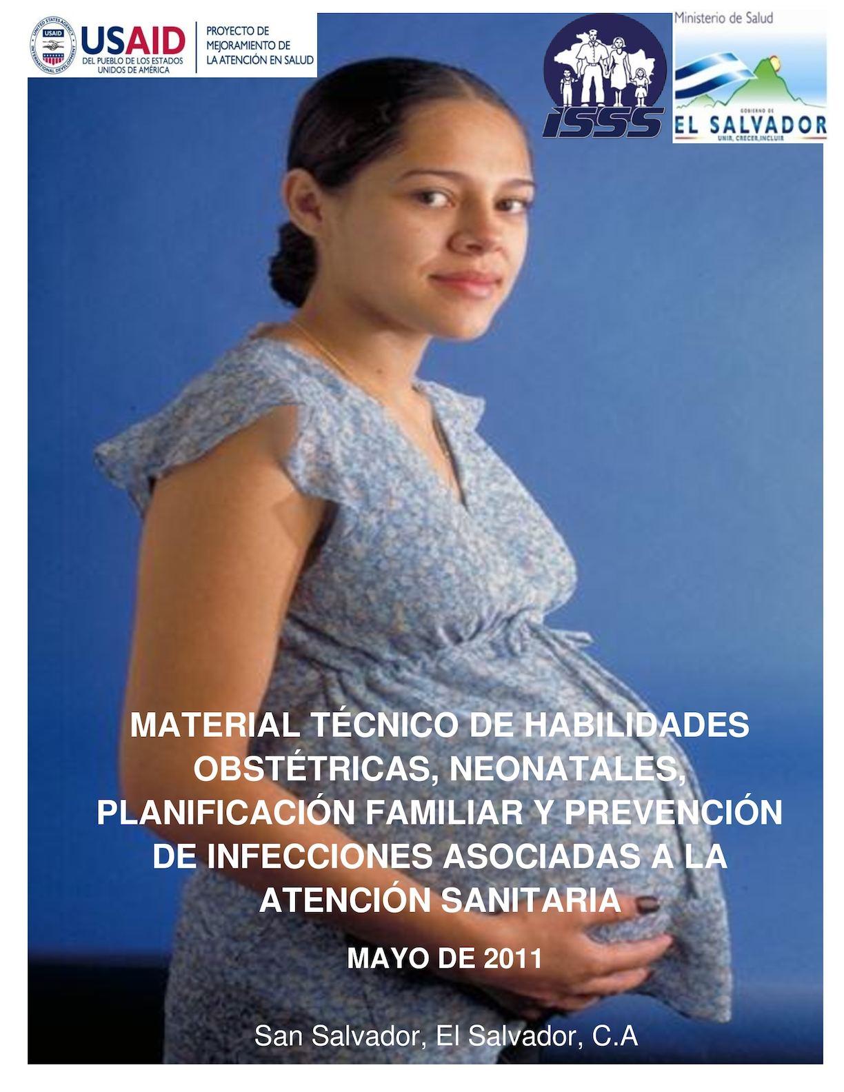Calaméo - Material Técnico De Habilidades Obstétricas, Neonatales ...
