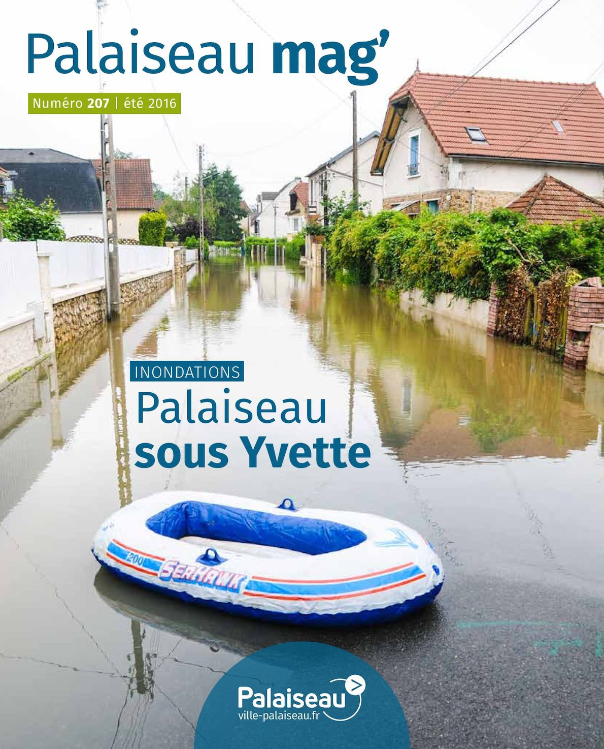 Calam o palaiseau mag n 207 ete 2016 - Piscine palaiseau la vague ...
