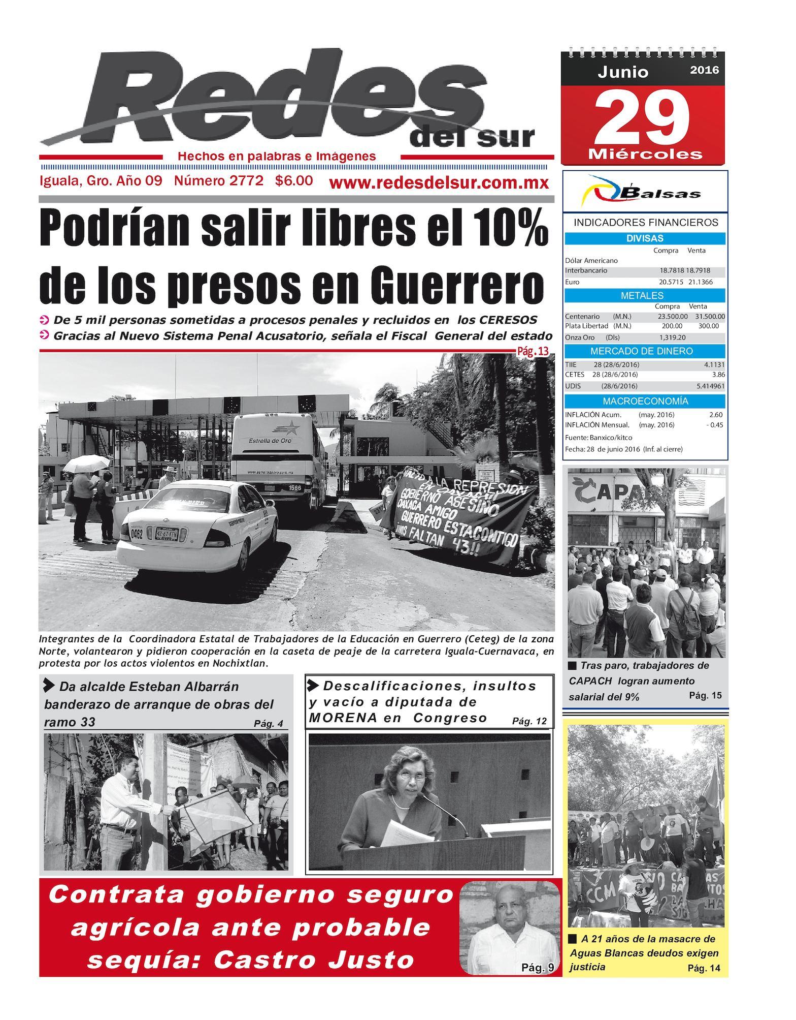Calaméo - Redes del Sur 29/06/16