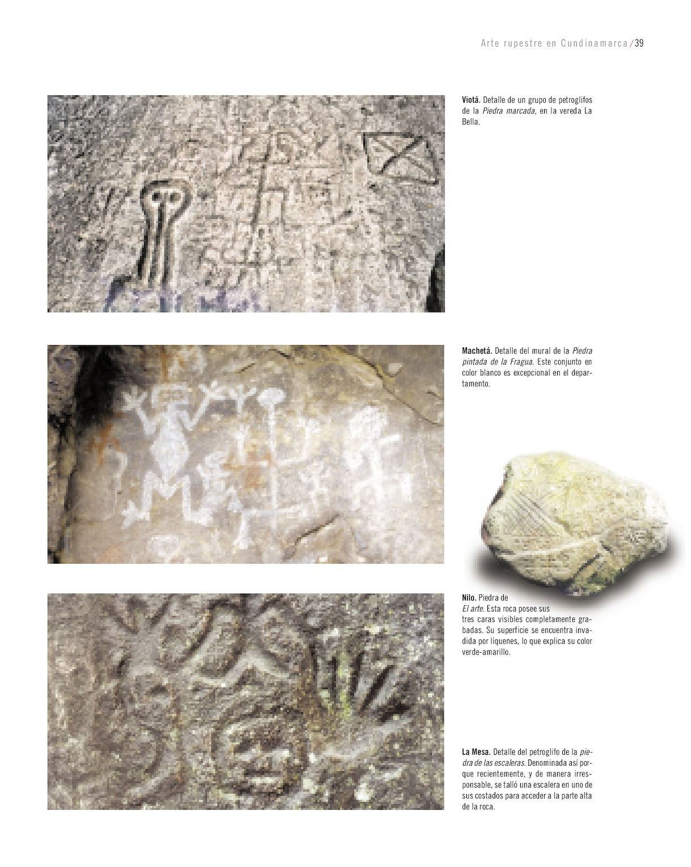Manual Arte Rupestre De Cundinamarca Calameo Downloader # Muebles Curvasa