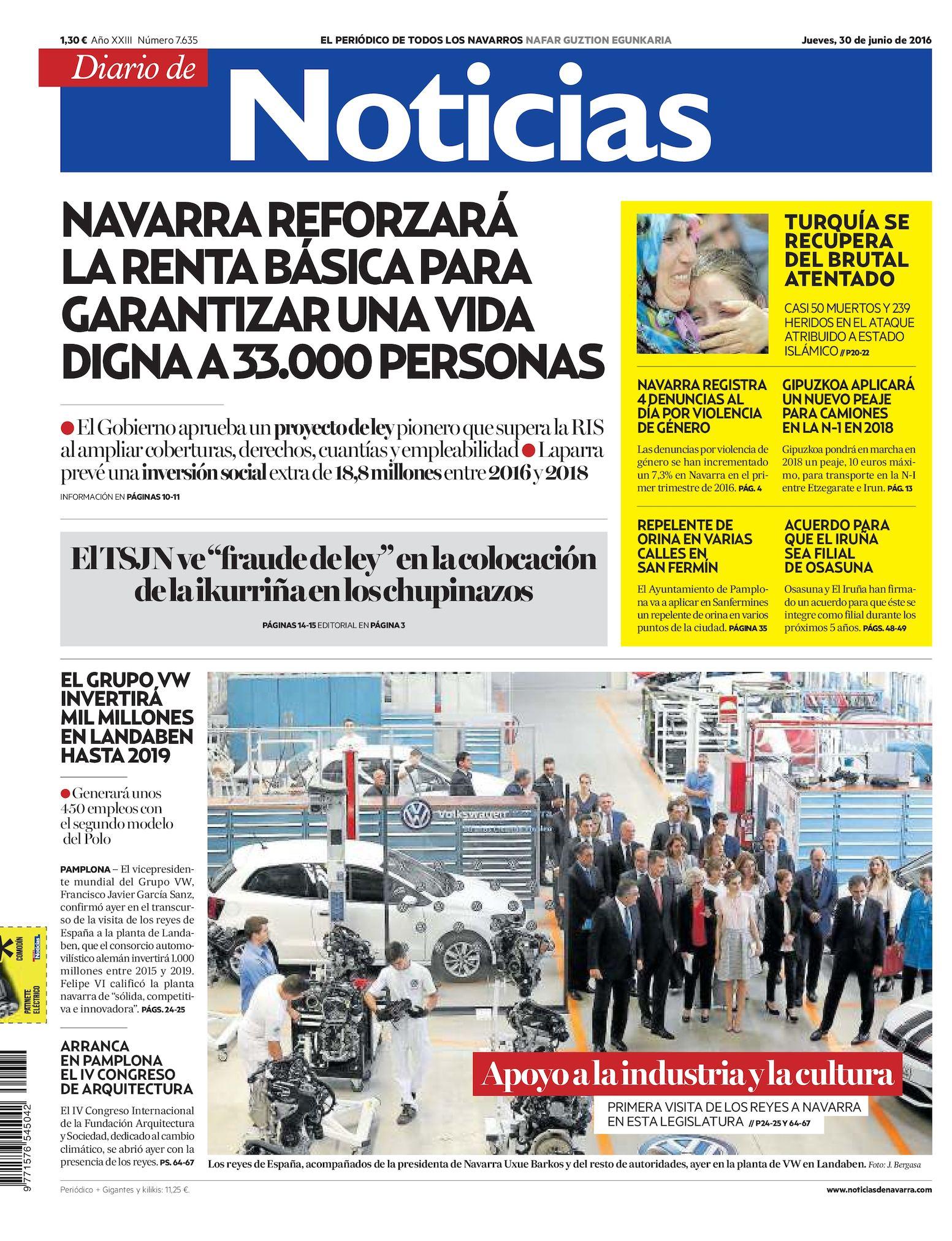 Calaméo - Diario de Noticias 20160630