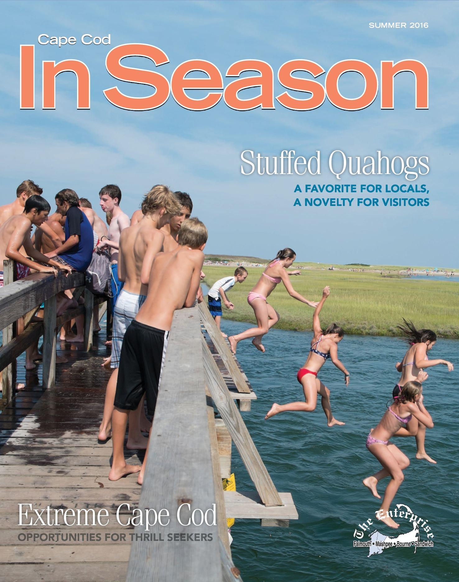 Calaméo - Cape Cod In Season (2016)
