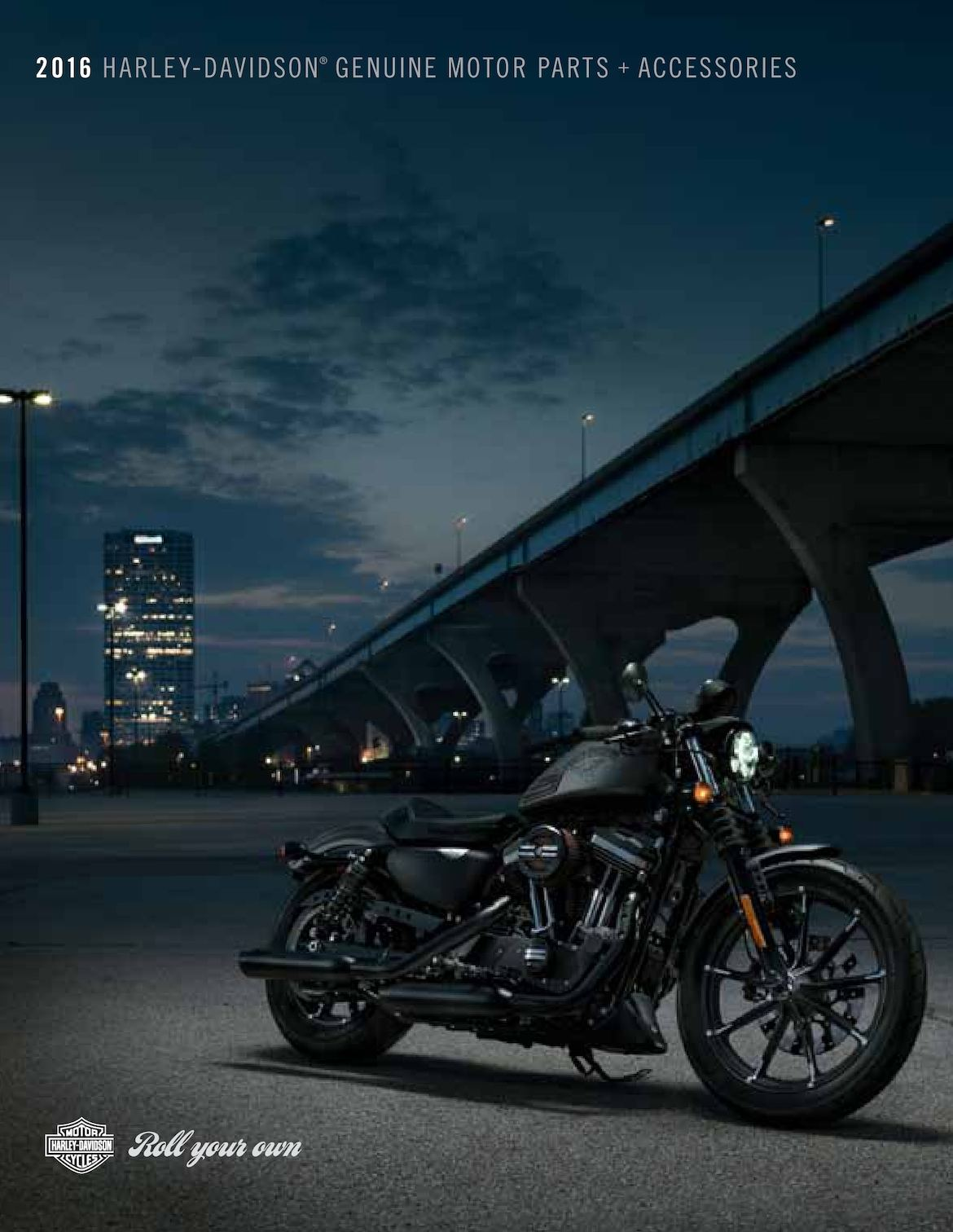 Calamo 2016 Harley Davidson Parts And Accessories Catalog Touring Throttle By Wire Jumper Harness Heated Grip Wiring