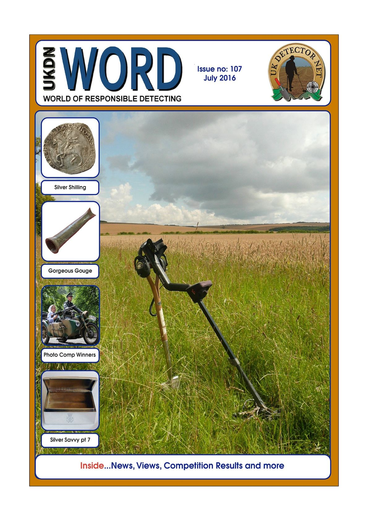 UKDN Word Magazine issue 107 July 2016
