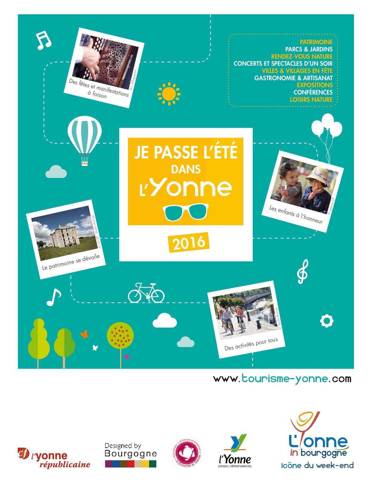 Calaméo - Spécial été dans l Yonne 2016 78d419ea62c9
