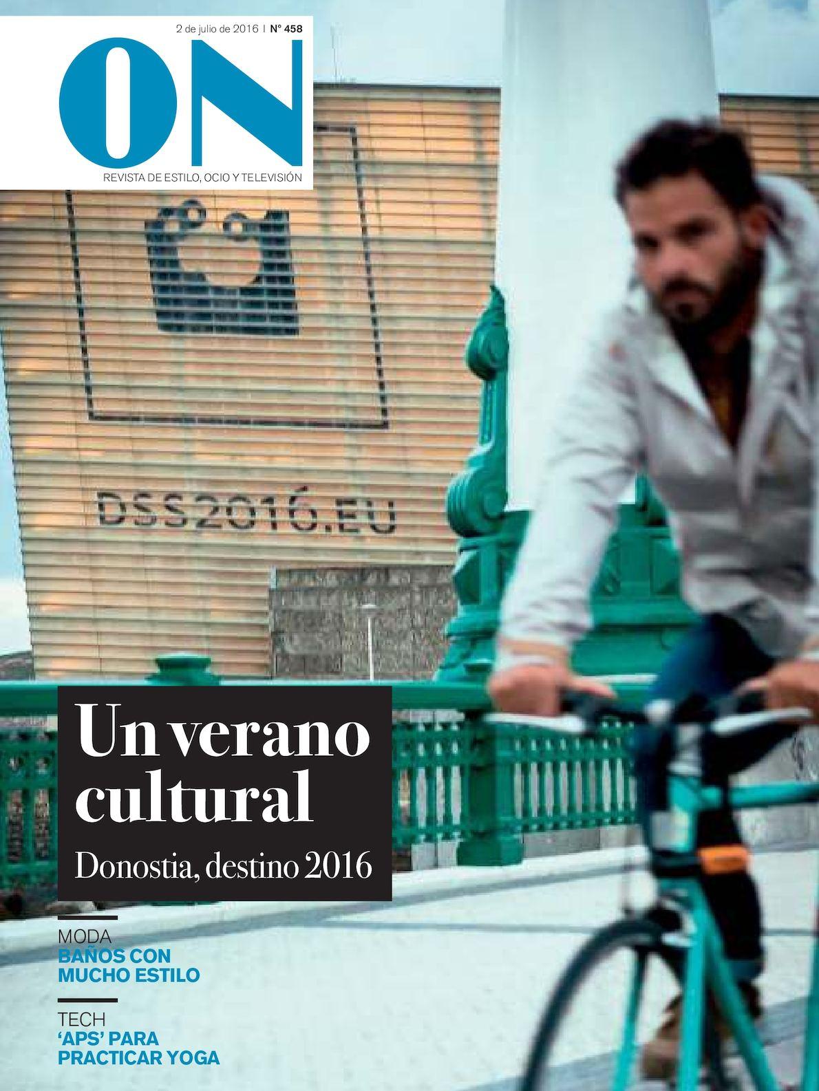 ON Revista de Ocio y Estilo 20160702