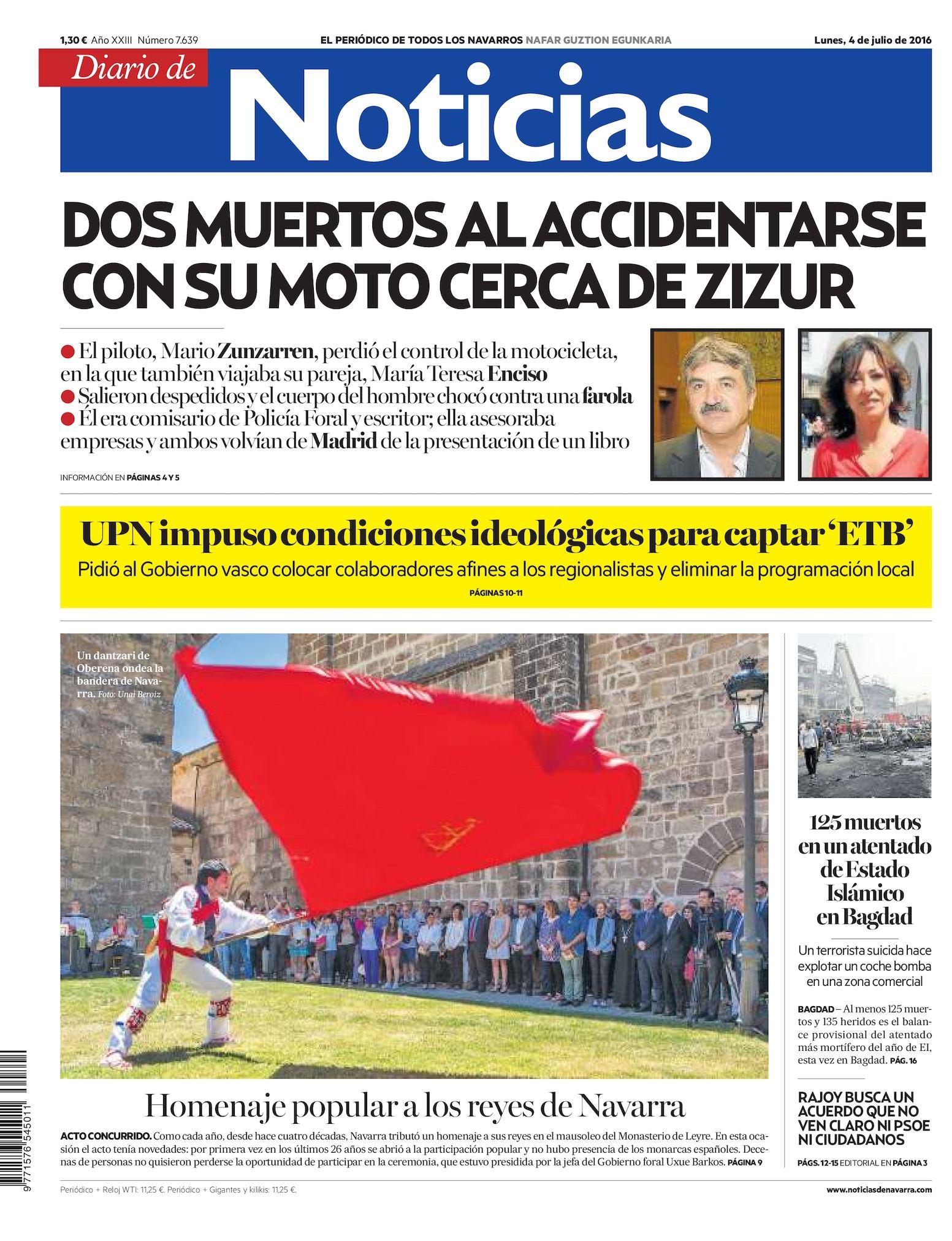 Calaméo - Diario de Noticias 20160704