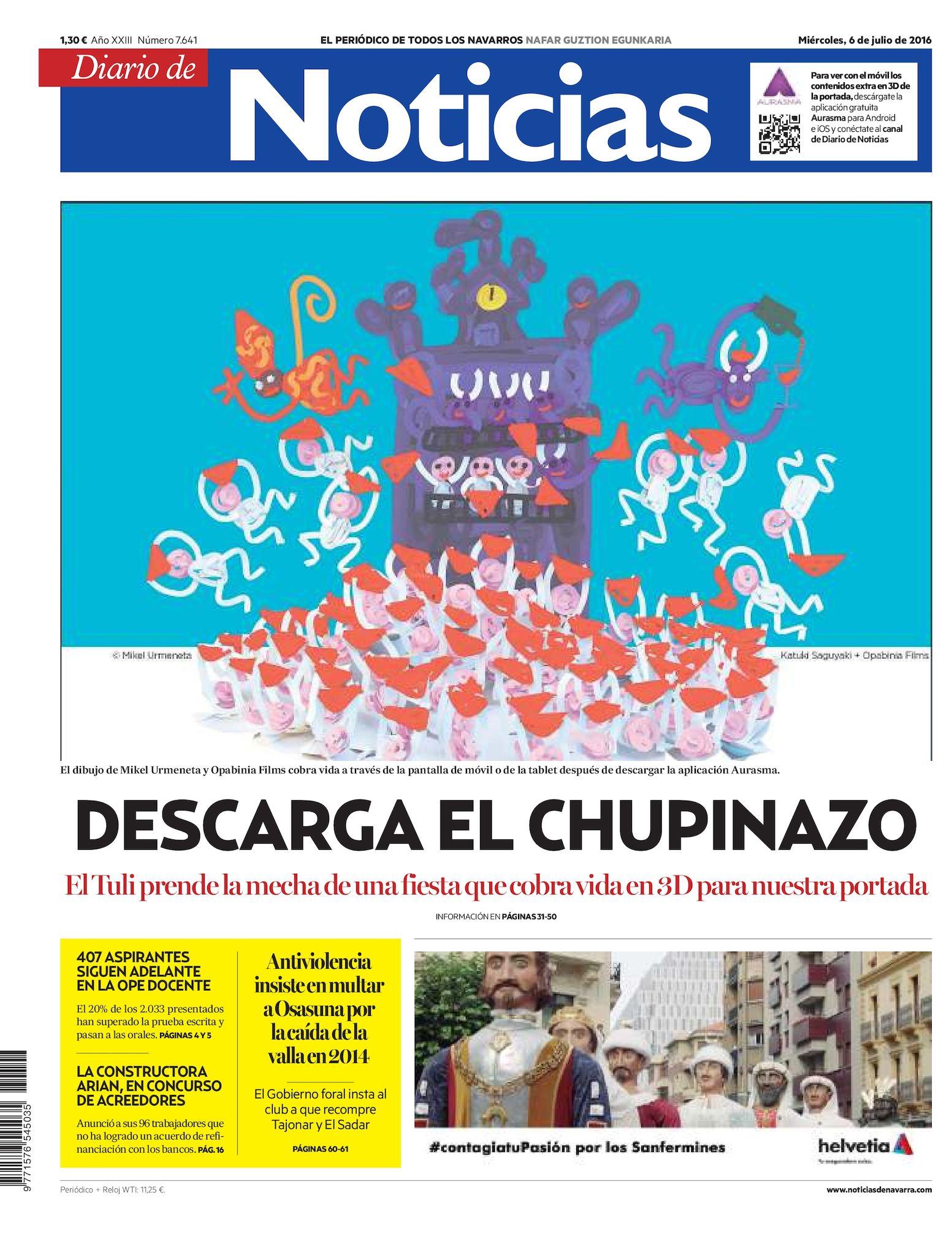 Calaméo - Diario de Noticias 20160706