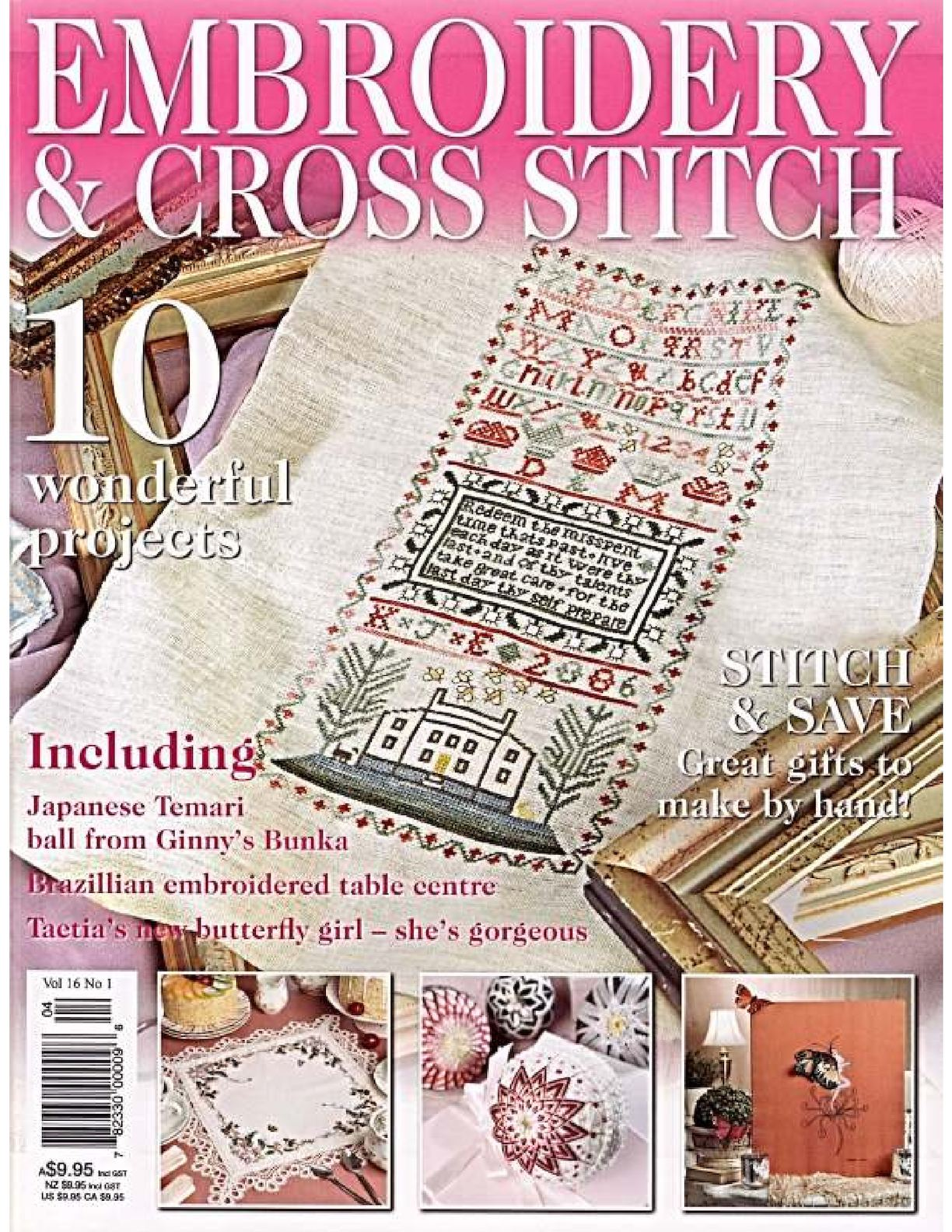 Embroidery And Cross Stitch 16 1
