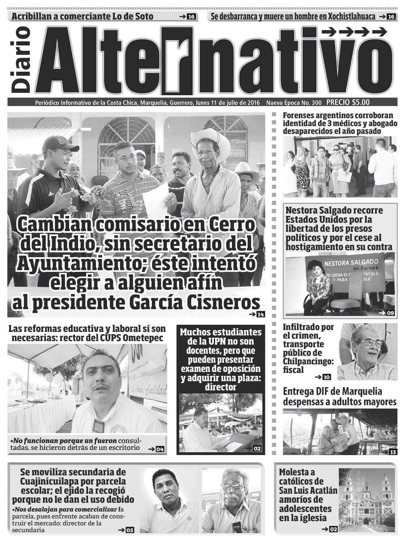 Calaméo - Diario Alternativo 300