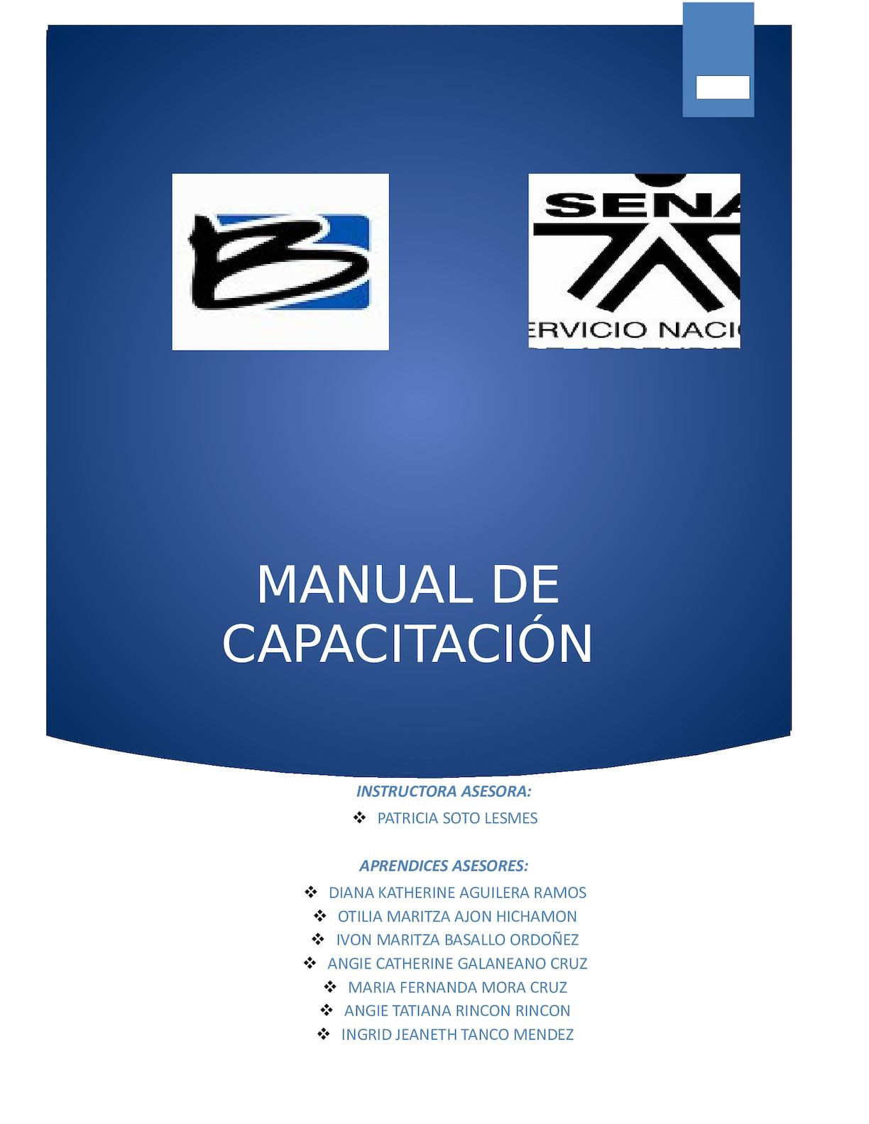 Manual De Capacitación (2)