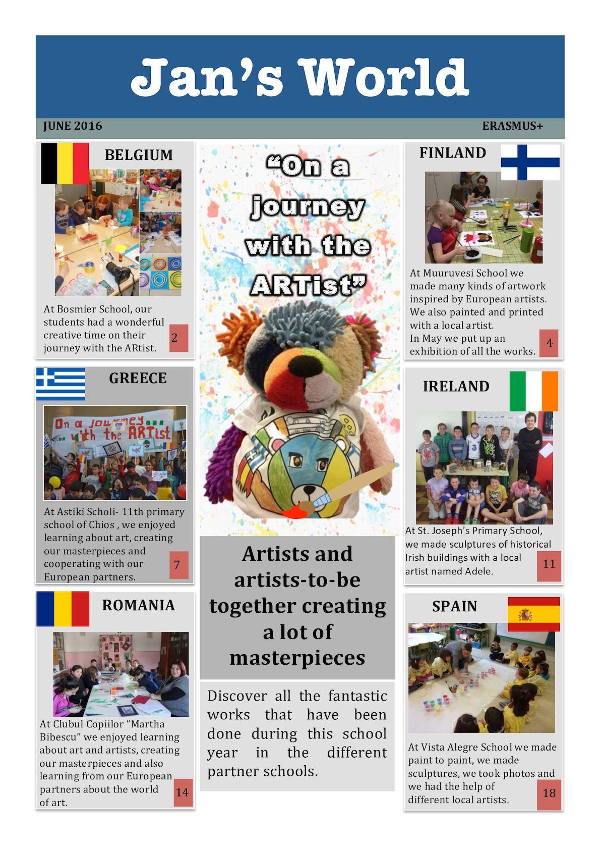 Erasmus+ Journal