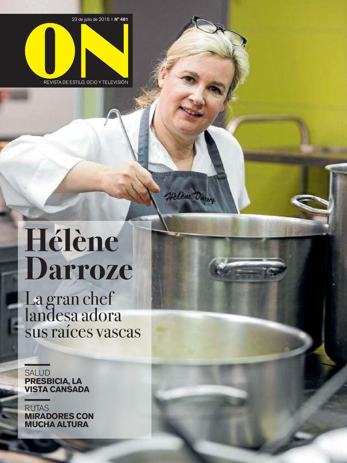 ON Revista de Ocio y Estilo 20160723