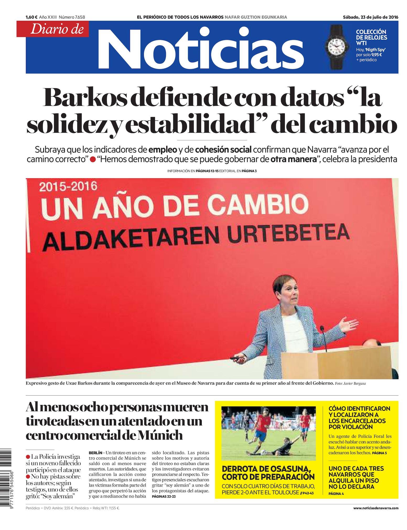 Calaméo - Diario de Noticias 20160723