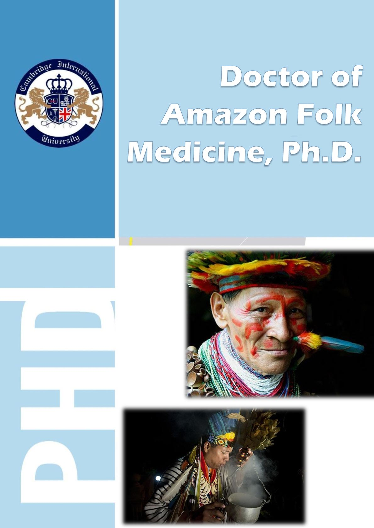 Calaméo - Doctor of Amazon Folk Medicine, Ph.D.