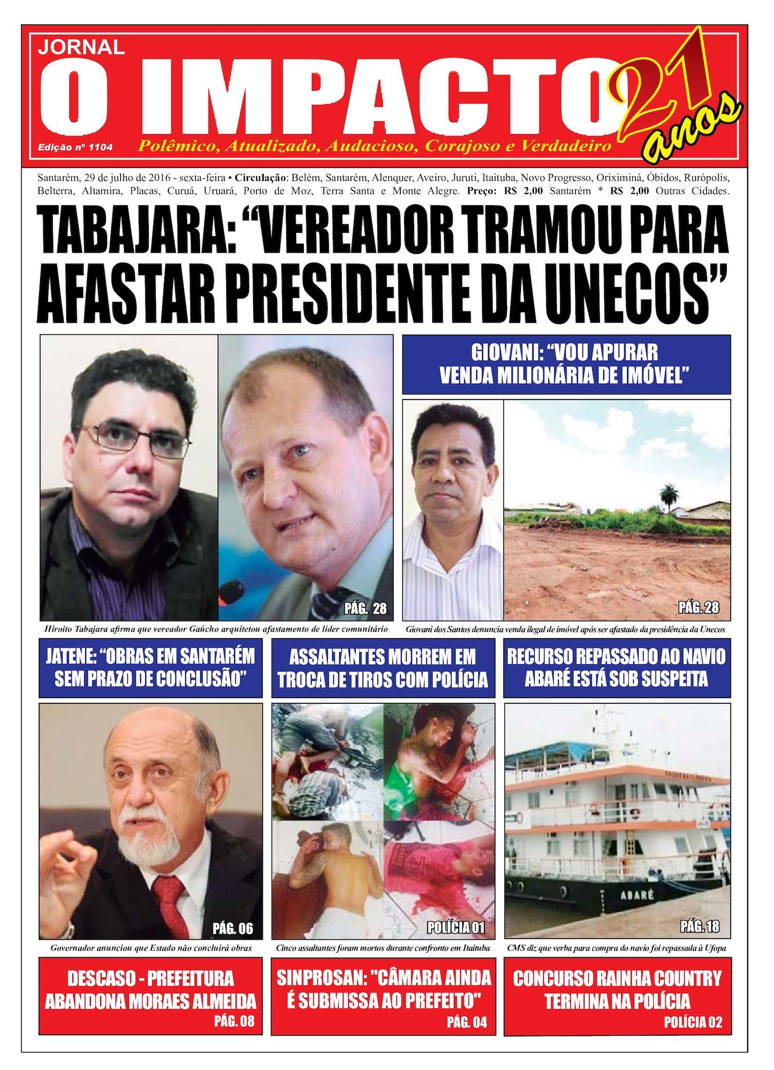 631e47b646 Calaméo - Jornal O Impacto Ed. 1104