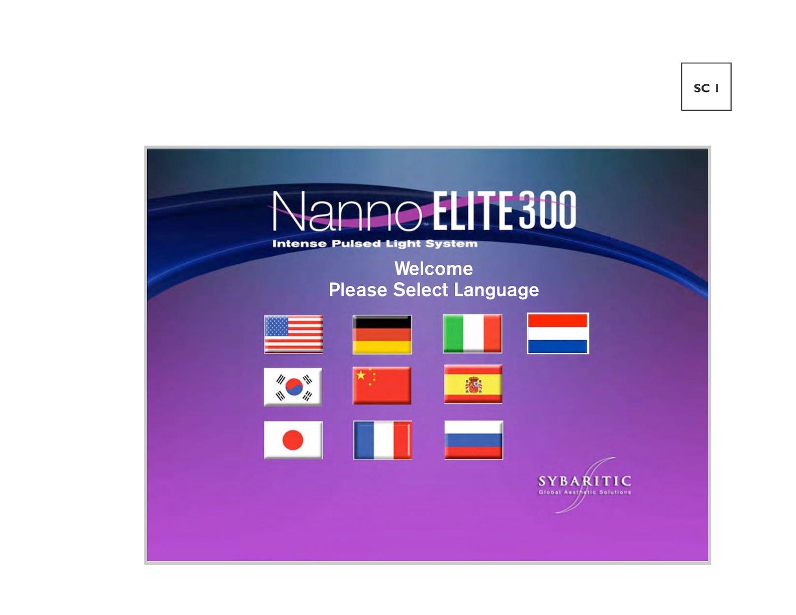 Nl Elite Ipl Softare Screen 1211s