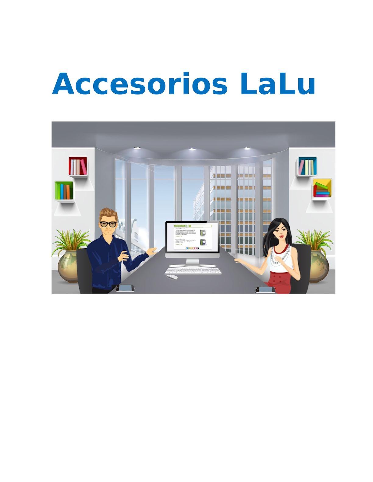 """Análisis De Caso """"Tienda De Accesorios Online"""