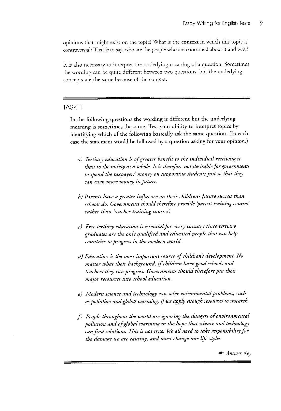 Global warming lomg essay in english