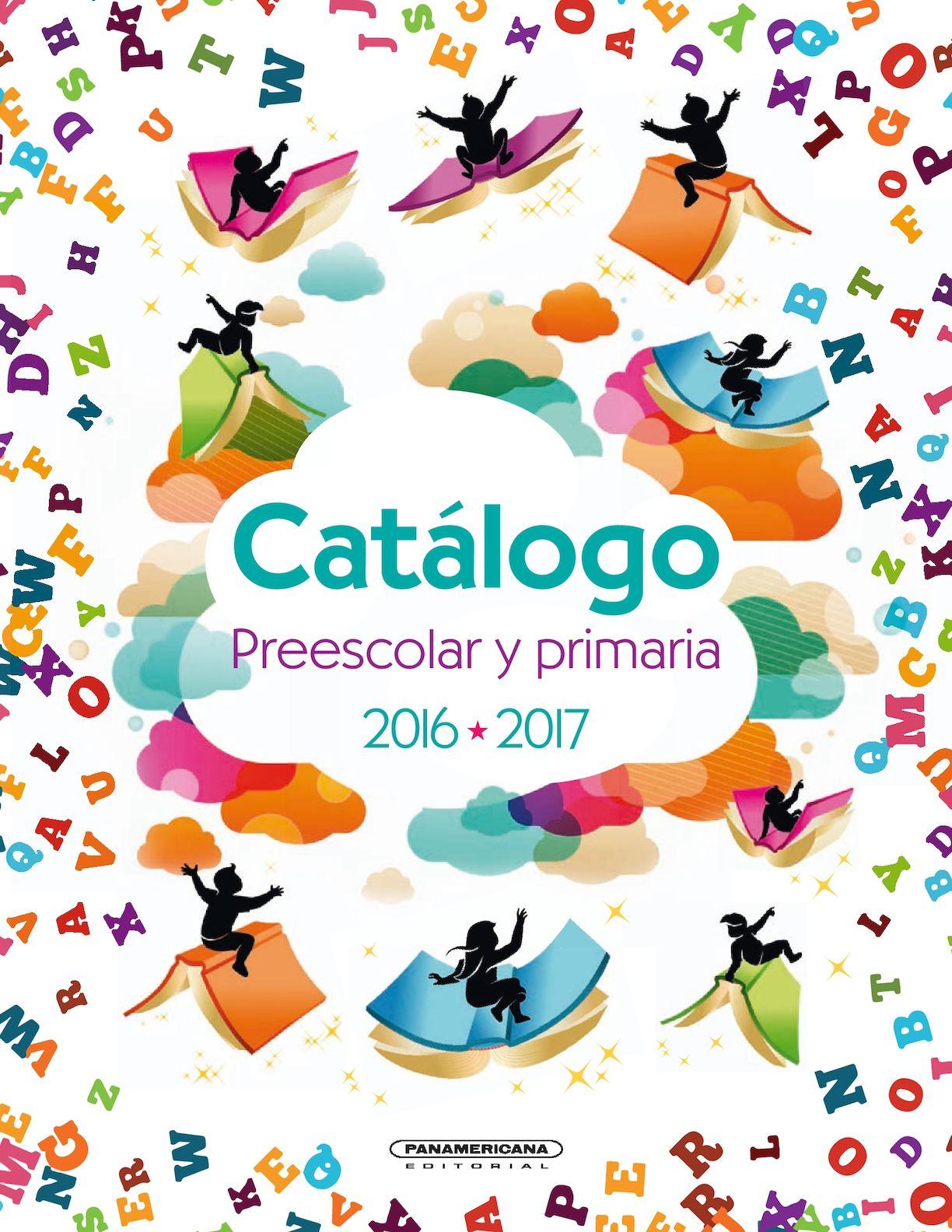 Catalogo Primaria Panamericana 2016 2017