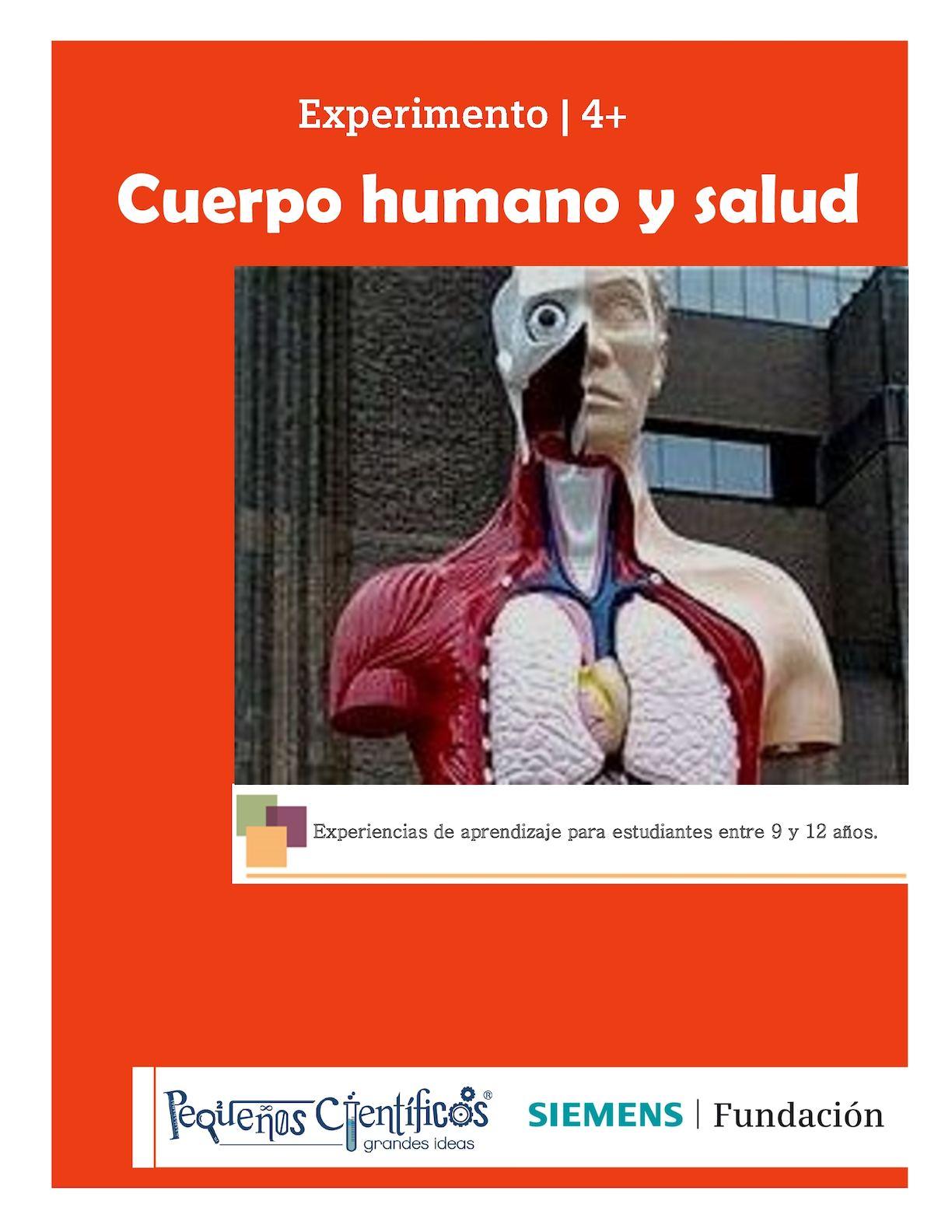 Calaméo - 4+ Cartilla Cuerpo Humano Y Salud