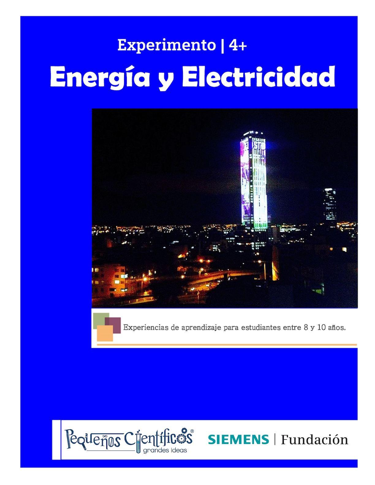 Circuito Que Recorre La Electricidad Desde Su Generación Hasta Su Consumo : Calaméo cartilla energia y electricidad completo