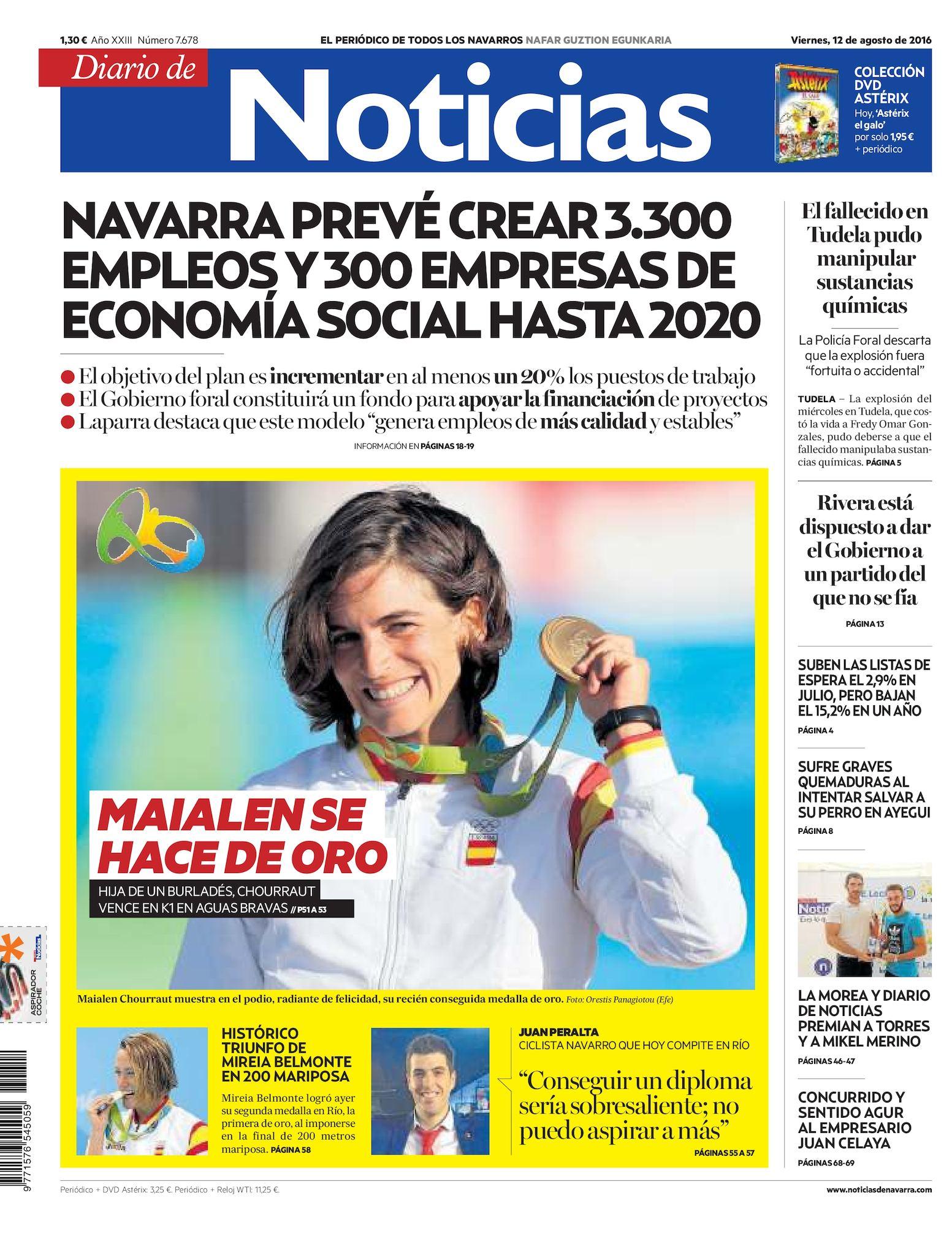 Calaméo - Diario de Noticias 20160812
