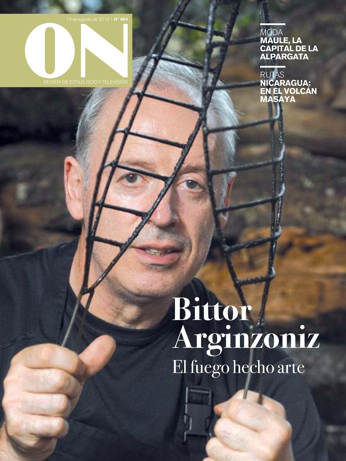 ON Revista de Ocio y Estilo 20160813