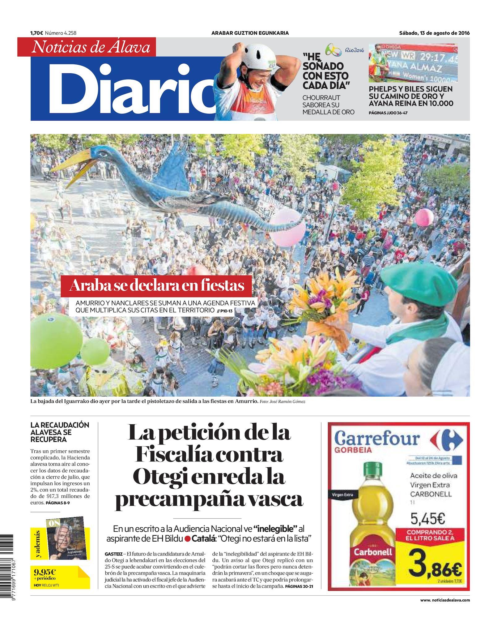 Calaméo - Diario de Noticias de Álava 20160813