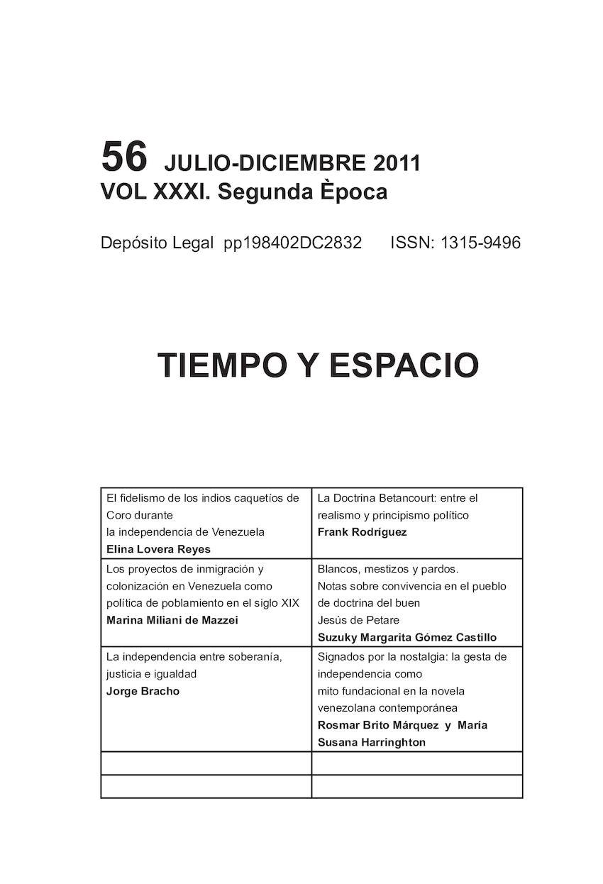 Calaméo - Tiempo y Espacio n° 56