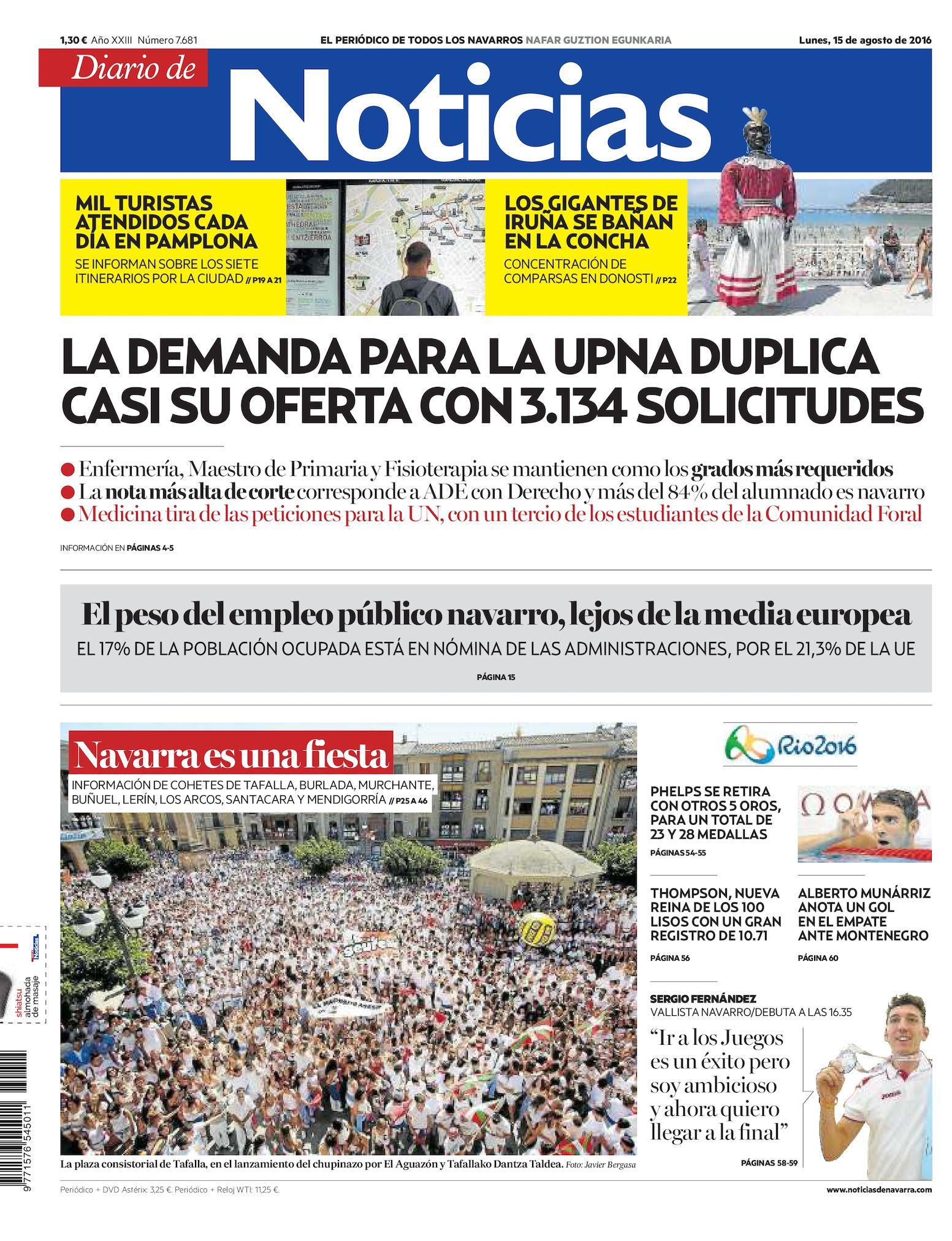 Calaméo - Diario de Noticias 20160815