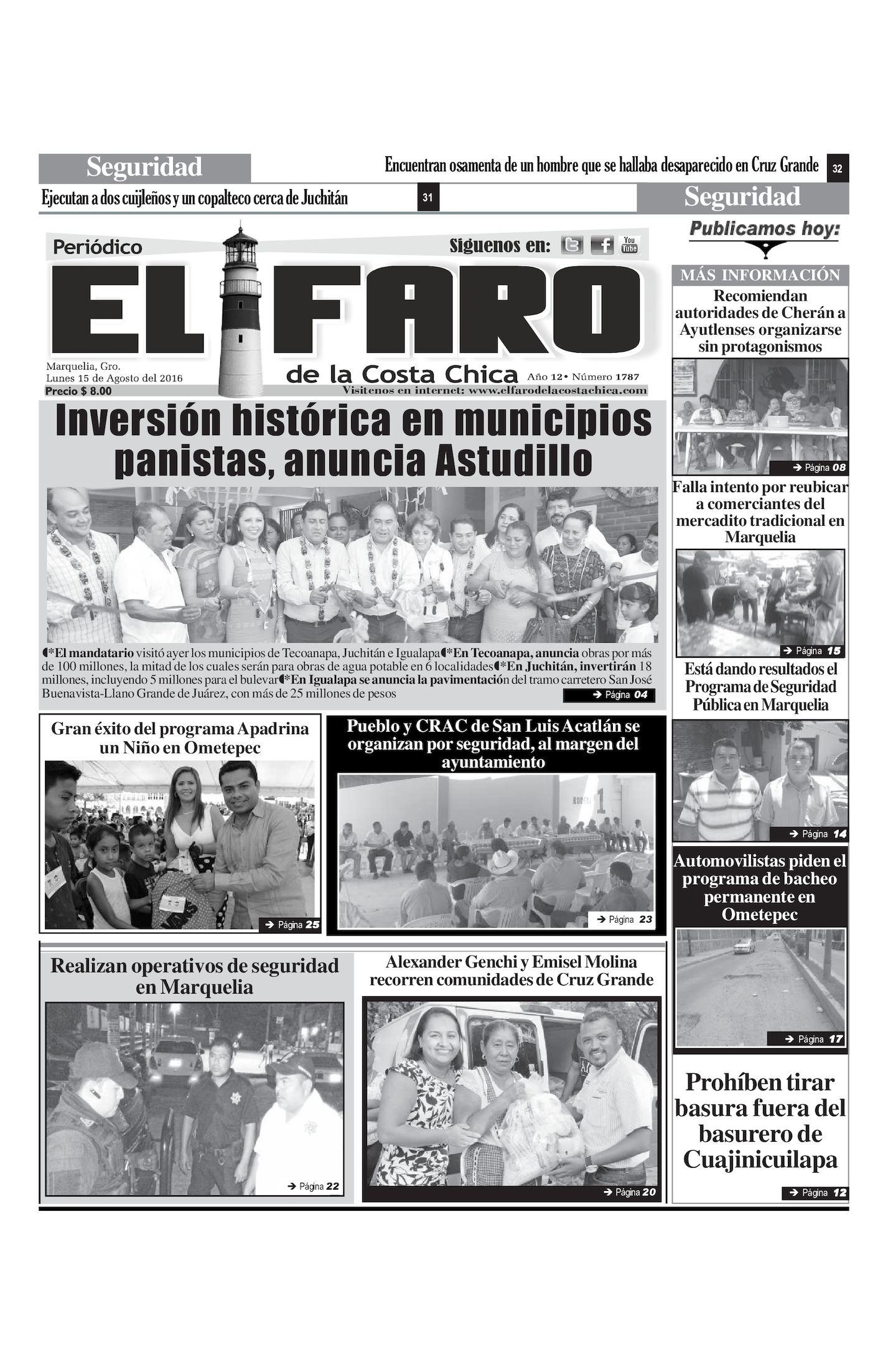 Calaméo - 15 de Agosto del 2016